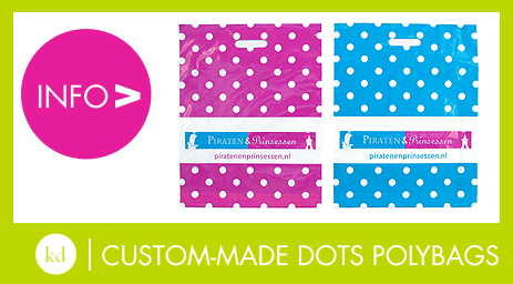 Custommade Dots polybags