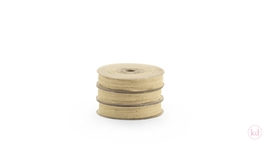 Cotton Hemp Ribbon 7 mm