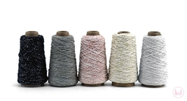 Cotton Twist Cord Metallic