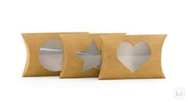 Pillowbox Window Kraft