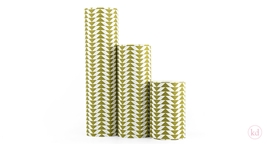 Wrapping Paper Piramide Olive