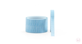 Masking Tape Vertical Stripes Blue