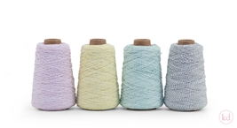 Cotton Twist Cord Pastel