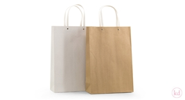 Paperbag Tape Handle Large