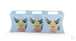 Pillowbox Small Jojojanneke Deer