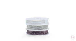 Luxe Lint Beads Cord