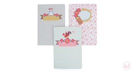 Notebook Jojojanneke Flower