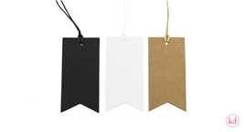 Paper Tags Flags