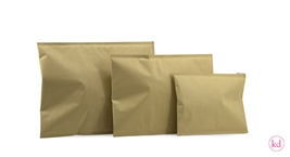 Bubble envelopes kraft brown
