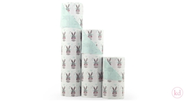 Wrapping Paper Sparkling Paper Mister Rabbit