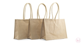 Jute Shopper Plain