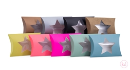 Pillowbox Window Star