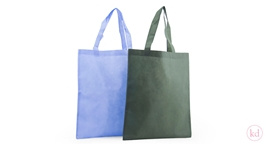 Non Woven Hot Seal Shopper Large