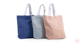 Cotton Bag Triangle