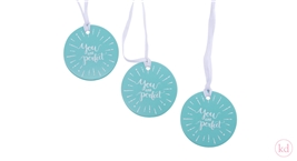 Papertags the Birds and the Bees You are perfect Mint