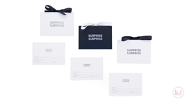 Luxury Envelope + Giftvoucher English