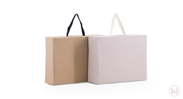 Paper Suitcase / Presentbox