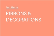 Ribbons & Decorations