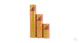 Wrapping paper Jojojanneke fox Olive
