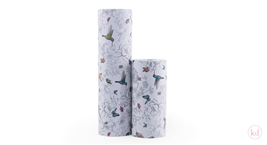 Wrappingpaper Floria
