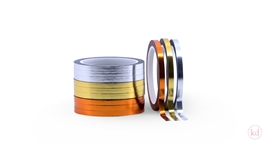Masking Tape Metallic Plain