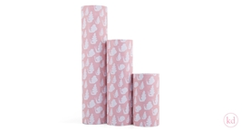Wrapping Paper Jessica Nielsen Snail Pink