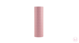 Wrapping paper little heart pink