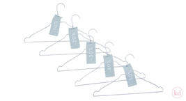 Sale tags percentage Sage Green