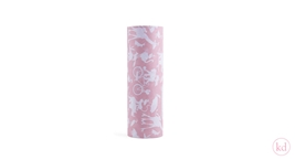 Wrapping paper Geertje Aalders stapeldieren soft pink