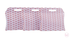 Pillow box Geertje Aalders hedgehog soft pink