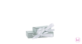Giftbox with Ribbon Deep Sage
