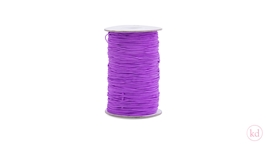 Elastic Band Purple 1mm