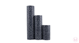 Wrapping Paper Terrazzo Dark Blue / Mint