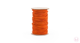 Elastic Band Orange 2mm