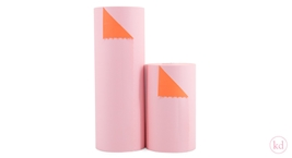 Wrapping Paper Soft Pink / Orange