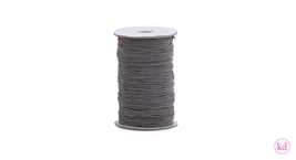 Elastic Band Nanami Grey 1mm