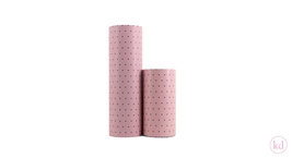 Wrappingpaper Little Heart Pink