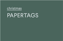 Christmas Papertags
