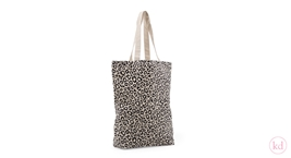 Cotton Bag Leopard