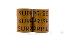 Tape Surprise Ochre