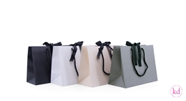 Paperbag with Ribbon Medium