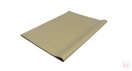 Tissue Paper Metallic Gold Deluxe