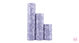 Wrapping Paper Animals Geertje Aalders Lavender