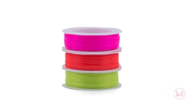 Luxe Ribbon Neon