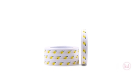 Paper Tape Sticky Lemon - Lemon