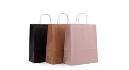 Paperbag twisted handles Uni