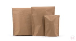 Shipping bags Go & Come kraft