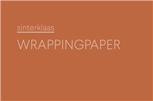 Sint Wrappingpaper
