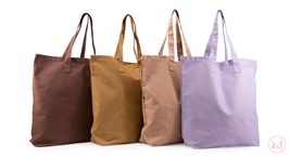 Cotton Bag Warm Tones