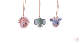 Paper Tag Studio Ditte Wild animals